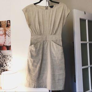 Theory Linen Dress Size 0